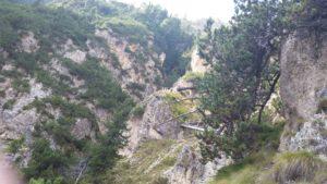 Überschätzung Alpencross