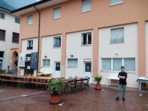 Hostel in Riva